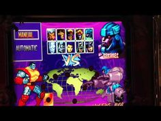 Check out the video of X-Men gameplay #xmen #arcade #gaming