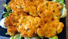 Pyszne kotleciki Szu Szu - Blog z apetytem Cauliflower, Meat, Chicken, Vegetables, Blog, Cauliflowers, Vegetable Recipes, Blogging, Cucumber
