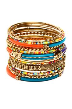 Monaco Bangle Set / Amrita Singh