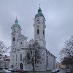 munich | germany | münchen | deutschland | untergiesing | st. franziskus im winter