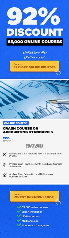 Financial statements cashflow statement1f 551561 finance crash course on accounting standard 3 finance business onlinecourses classcourses learningphotography10 lectures fandeluxe Gallery