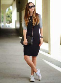 Confirmamos que la mezcla favorita de las fashionistas es con negro. - Copyright…