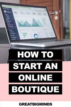 Learn how to start online boutique business in 6 simple steps. By the end of this step by step tutorial, you would have learned how to build a profitable online clothing boutique today. Read more inside. #onlinestore #onlineboutique #onlineclothingboutique #onlineboutiquebusiness #ecommerce Starting An Online Boutique, Boutique Stores, Online Clothing Boutiques, Ecommerce, Read More, Learning, Business, Simple, Building