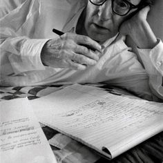 woody allen by arnold newman ny 1996