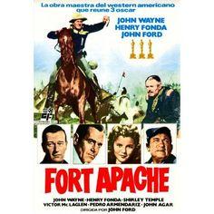 Fort Apache Canvas Art - (24 x 36)