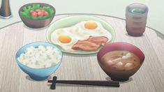 Kuroko Tetsuya, a beautiful yet short and petite boy with many talent… Cute Food, Yummy Food, Doki Doki Anime, Anime Bento, Food Sketch, Otaku, Food Stations, Man Food, Best Food Ever