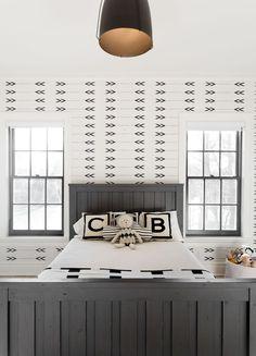 Black And White Decor - Kid-Friendly Design