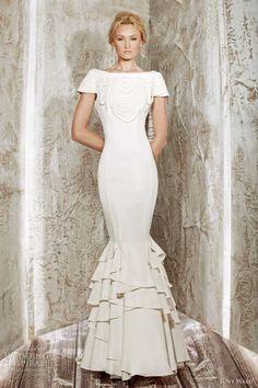 Tony Ward Wedding Dresses 2012 Bridal Collection | Wedding Inspirasi