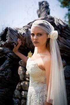 Bridal accessories by Nymphi design - Love4Wed #julietcapveil #veils