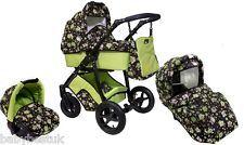 Amberline Baby Pram Pushchair Travel System Car Seat 2in1 or 3in1  - VISTA OWL