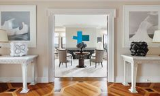 $25 Million Penthouse on the Market on Manhattan's Upper East Side - Mansion Global Formal Living Rooms, Living Spaces, Penthouse For Sale, Luxury Marketing, Upper East Side, Water Tower, Park Avenue, Pent House, Luxury Homes