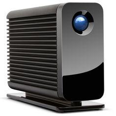 LaCie Little Big Disk Super-fast Portable Drive uses Thunderbolt 2
