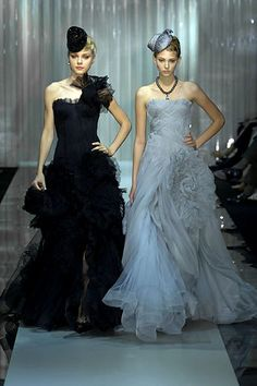 Armani Privé Fall 2006 Couture - Collection - Gallery - Style.com