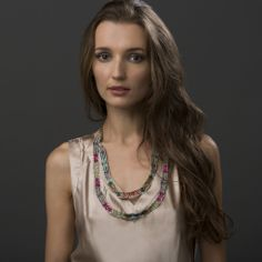 Coral and Tusk - Adorn Trim Necklace - Large