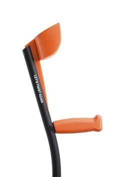 Forearm crutch / height-adjustable - Let.s Dance / Let's Jump / Let's Walk - Trust Care