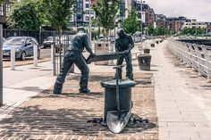 PUBLIC ART IN LIMERICK [JUNE 2014] [The Streets Of Ireland]