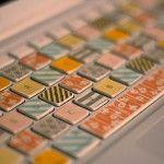 Decorar un teclado con cinta washi tape