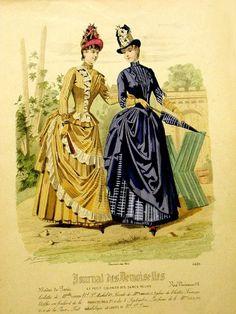 1887 Journal des Demoiselles