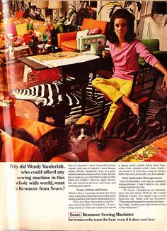 Ladies Home Journal (November 1969) by retro-space, via Flickr