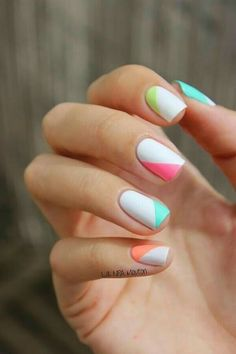Hottest Nail ideas for Summer