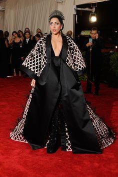 Lady Gaga's Best Fashion Moments