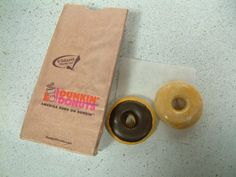 """American Girl 18"""" Doll Food Donuts with Bag. $5.99, via Etsy."""
