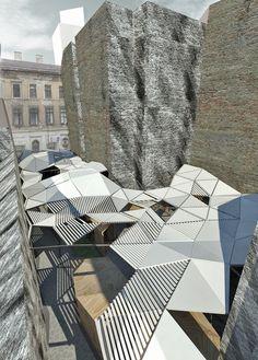 Artist's Colony Market / Atelier Architects,Courtesy Atelier Architects