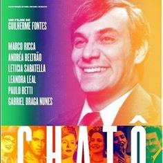 Chatô - O Rei do Brasil : Poster