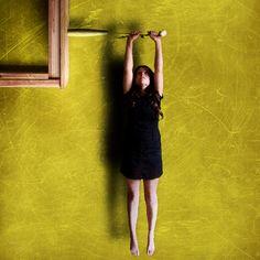 Anja, surreal photography