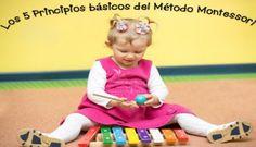 Los 5 Principios básicos del Método Montessori