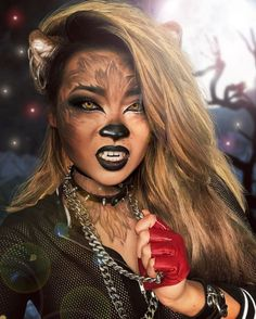 Looking for for ideas for your Halloween make-up? Browse around this site for creepy Halloween makeup looks. Makeup Clown, Creepy Halloween Makeup, Pretty Halloween, Halloween Kostüm, Costume Makeup, Makeup Geek, Halloween Costumes, Group Halloween, Outdoor Halloween