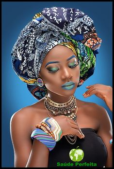Beautiful 49 head wraps for African American women Natural Afro Hairstyles African American Beautiful Women wraps African Makeup, African Beauty, African Fashion, African American Women Hairstyles, African Women, Black Is Beautiful, Gorgeous Hair, Beautiful People, Beautiful Women