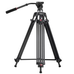 121.05$  Buy now - http://ali5ot.worldwells.pw/go.php?t=32350596433 - JY0508 JY-0508 JIEYANG Tripod Professional for camera stand / DSLR video tripods  / Fluid Head Damping