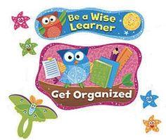 Possible Classroom Theme - Owl Stars Study Habits for @Amanda Snelson Tuten