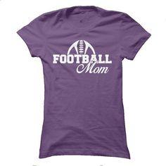 Proud Football Mom - #sweatshirts #vintage sweatshirts. ORDER NOW =>…