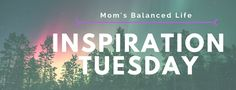 Inspiration Tuesday- It's the Memories