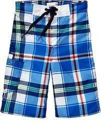 Boys Swimwear: Swim Trunks