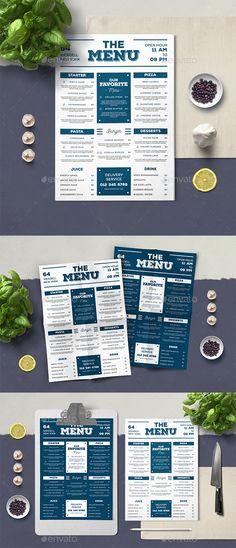 summer food menu food menus print templates