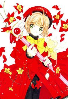 Cardcaptor Sakura Manga winter/X-Mas Manga Anime, Manga Art, Anime Art, Cardcaptor Sakura, Sakura Sakura, Magical Girl, Yandere, Dreamworks, Chibi