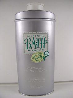 Bath Body Works Silkening Bath Powder Happy Daisy 2 oz Hard to Find | eBay