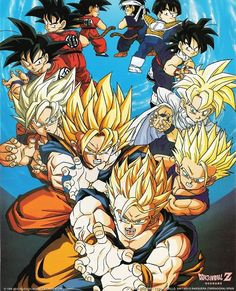Yes thats Right ALL OF THEM!!!  Dragon Ball, DBZ DB-GT and movies.....
