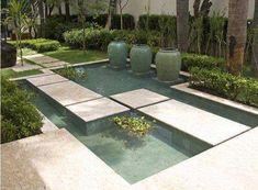 16 idées daménagement de bassin deau au jardin