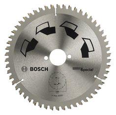 From 21.00 Bosch Diy Kreissägeblatt Special Für Verschiedene Materialien (Ø 130 Mm 40 Zähne)