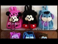 How to crochet a backpack hello kitty crochet wallet .- How to crochet a backpack hello kitty كروشيه محفظة اطفال – YouTu… How to crochet a backpack hello kitty - Crochet Wallet, Crochet Backpack, Crochet Purses, Crochet Girls, Love Crochet, Knit Crochet, Crochet Purse Patterns, Handbag Patterns, Hello Kitty Crochet