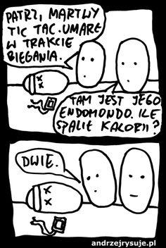 bieganie zabija Forrest Gump, Just Smile, Laugh Out Loud, Running, Comics, Funny, Tic Tac, Polish, Random