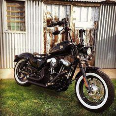 @f_rechy  #sportster #harley #bobber #iron883 #custom #harleydavidson #sportster48 #sportster883 #harleylife #hd48 #caferacer #oldschool #vintage #customsportsters #blackedout #matteblack #motorcycle #ride #lifestyle #bobberporn #bikes #bobberlifestyle #custombobbers #bobberheads #bobberbothers #harleywheelies #HDbreakout #rollyourown #fortyeight --------------------------------------------------------------------------TAG #customsportsters or DM----------- by customsportsters