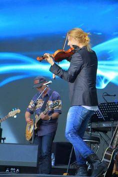 David Garett Konzert beim Hofmeister