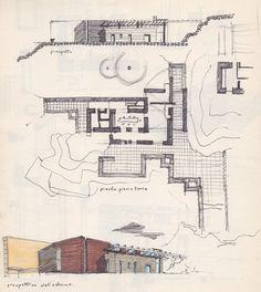 Casa unifamiliare LT, Monreale, 2000 - AREA STUDIO architetti associati