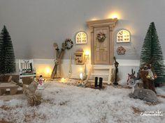Christmas Clipart, Christmas Crafts, Design House Stockholm, Elf Door, Gnome, Fairy Doors, Magical Christmas, Craft Night, Shelves