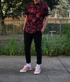 /r/streetwear Top Scoring Posts from August WDYWT Threads Vans Outfit Men, Tomboy Outfits, Tomboy Fashion, Mode Outfits, Casual Outfits, Men Casual, Fashion Men, Androgynous Fashion, Casual Clothes